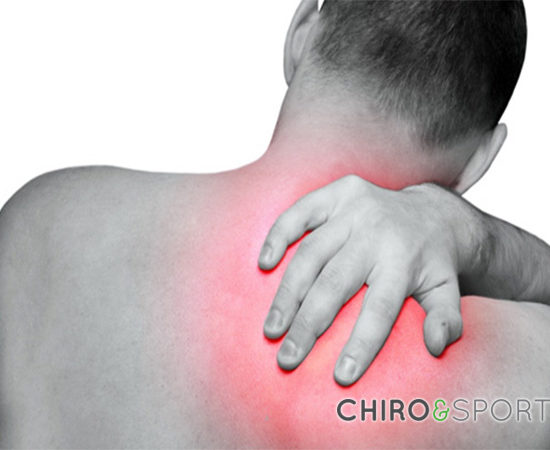 NEW Vers neck and shoulder pain