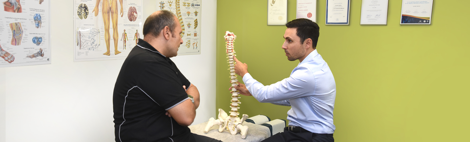 Dr Camille Chiropractor